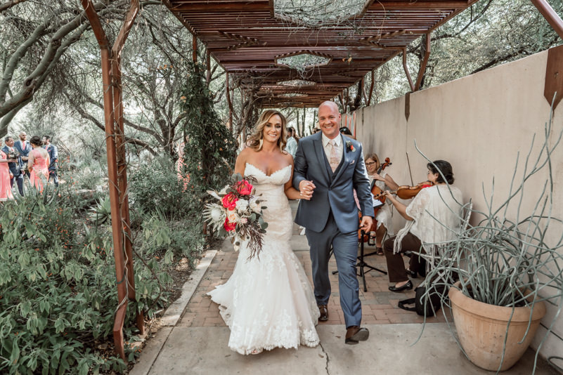 A wild New Jersey wedding in Phoenix Arizona