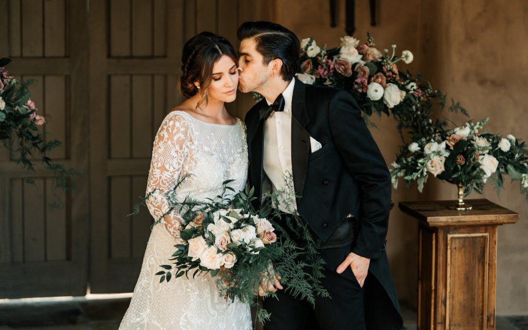 A Tuscan dream wedding in Arizona