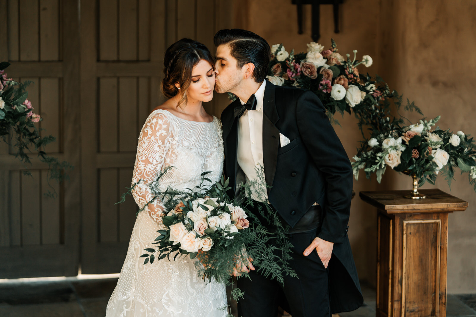 A Tuscan dream wedding in Arizona