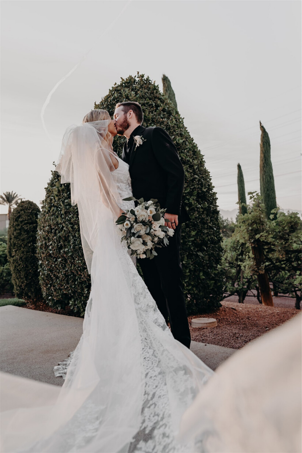 Ashley and Dan's Las Vegas Wedding | Dan Bushkin