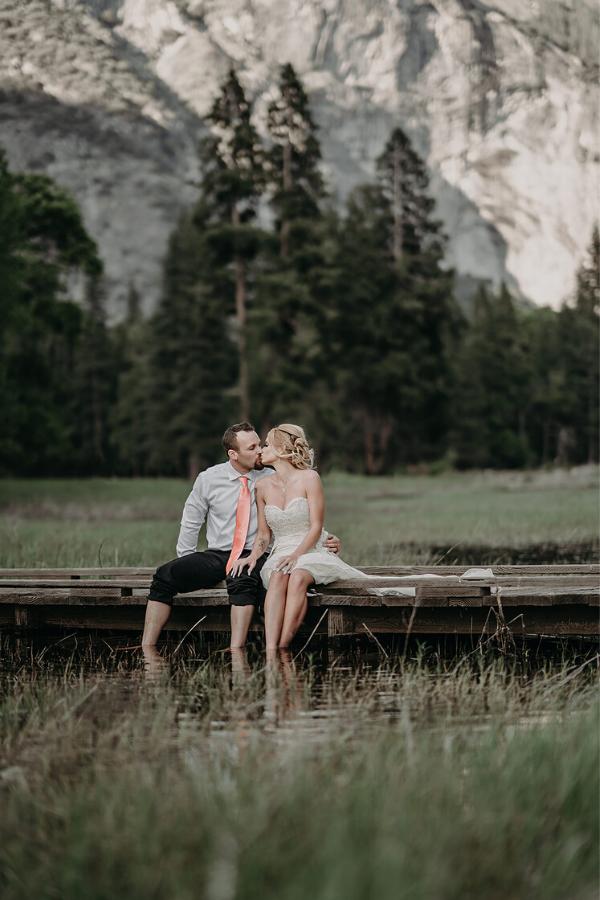 Mary + Micah's Yosemite Wedding | Dan Bushkin Photography