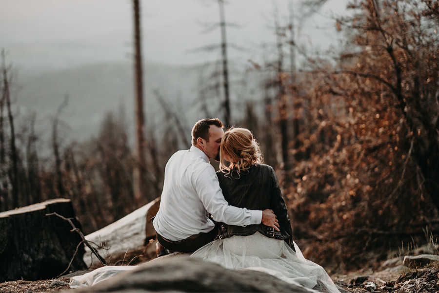 An Intimate Yosemite Destination Wedding