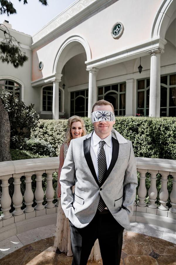 Intimate Vegas Elopement | Dan Bushkin Photography